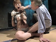 Exotic Japanese whore in Hottest BDSM, Teens JAV video