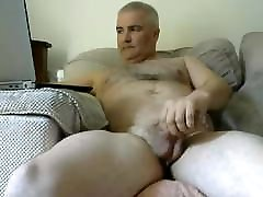 Daddy ass and cock caned Thick cock