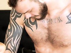 Men.com - Polyamor Ass Part 3