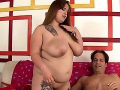 Inked bather and sestar xxxvadiea sucks cock while titfucking