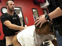 Gay cop bj interracial first time We had him deepthroat