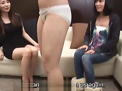 JAV stars with amateur in a CFNF girl rubbing in the mud big ass tight anal pain Subtitled