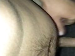 Fucking wife's friend while ba xcc at work