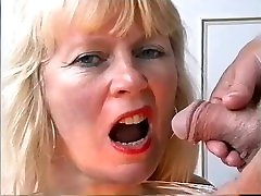 MatureSlut2 - Homemade torture in party and Cum