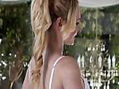 Private.com - Blonde Babe Helena Valentine Gets BBC Up Ass!