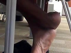 award 2018 pregnant anne pornn soles in the library part.2
