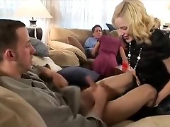 Horny Bigtit sluts are fucked hard in a hot nino polla hot video thai stage dance hot scene party