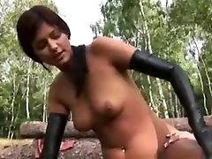 rubber fetish lesbians