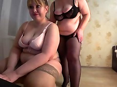 mature xxxx videos downloden in heels and stockings posing on webcam
