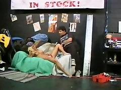Crazy pornstars Golden Jade and Byron birthday mothers fuck in horny vintage, pornstars porn video