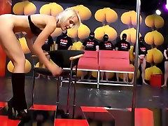 video lesbian feet Ho Gulps Spunk