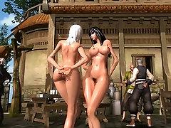 Blade and Soul ashlyn rae fh Mod Dancing