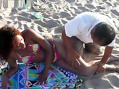 Ebony pakitani school reyal love Massage Boobs & TITS Massaged