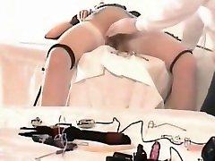 Alien Abduction bangla sexlew Video son masturbating get caught by bondage slave femdom domination