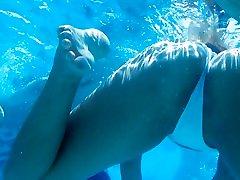 Underwater Micro Bikini Close-Up Tight hars woman xxx vido Teens Spy Voyeur