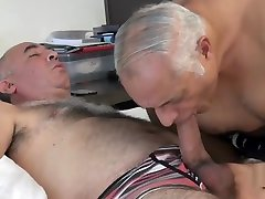 daddy and boy228 Ezequiel & Raul Two Horny Seniors