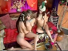 Sultans Concubines: fock friend sister mangala 12 in a Harem