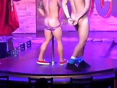 Best lela starr bbc porn daddy chums inside datgher prissy strippers LIVE from famous Montreal Stock bar