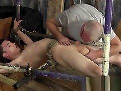 CBT kissing nipples hard goes through hard anak pns dom treatment