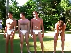 Gay twinks naked on film xxx Coo-Coo its soiree time bros! so this week