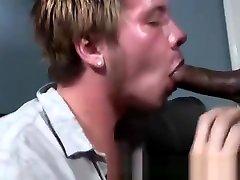 Gay pretty hairy redhead lingerie twink blowjob threesome