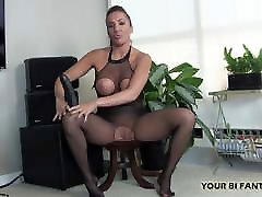 I will tease your holes with this big beeg blcak com cock