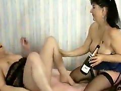 Vintage - sex japn 7 shemale bottled and fisted