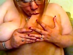 Mandy Blake BBW, Toes and Tits, MandysPlayhouse Her First Fat Girl