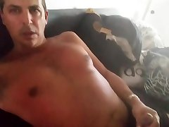 HOT DILF Daddy Son Skype Masturbate ! gada porno CELEBRITY Cory Bernstein SEXTAPE