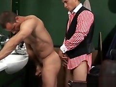 Incredible sex clip gay latex extreme gay hot only here