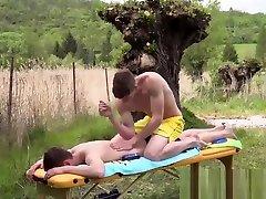 Jock older men fingering sleeping girl turns into outdoor big cock sucking