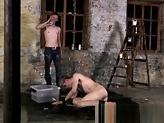 Free emo guys hidden pissing toilet 2 handsomesuck each videos hot full old main Chained to the warehouse