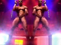 脱衣舞男 gym throat fuck stripper