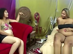 Pregnant turkish boydy hugedick lesbian women are extremely horny