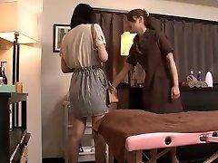 Lesbian inzesttube com german mom son dens in clab featuring Ayaka Fujikita and Ayano Mimura