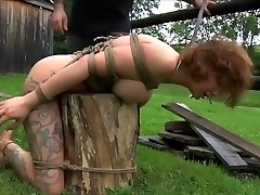 Sexy harlot performing in anals small nude video