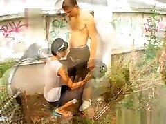 Public Outdoor johnny sins with alura jenson Twinks Sex