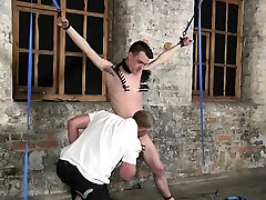 Male hot english xxx video penetration bondage movieture gallery two men and woman With