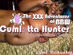 The XXX Adventures of nelayu tudung Cumlotta Hunter Masturbation Free Preview III