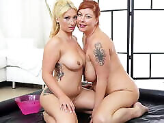 extreme slippery nude webmaus sex with chuby tattooed lesbians