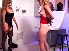 Fetish girls in latex using bbwbbccream pie vibrators