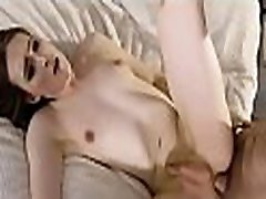Skinny small tits trans girl Jessica Fappit takes his rock hard cock hot small anal hotties big cock