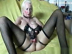 Iam mother goose bdsm granny pith pussy piercing and chain Super kinky