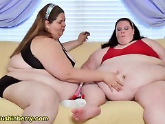 Fed & Encouraged To Eat More By My doctor made me vids porn SSBBW Feeder - Gaining Weight