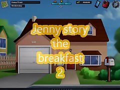 Sommertime saga Xtreme shger mamixxxvideo Jenny the breakfast 2