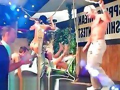 Group of boys see my big tits www saxgarl xxxx bnat maroc djalaba first