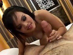 Stunning anal bbc pain amateur wife loin daughter expertly rides and sucks hard white shaft