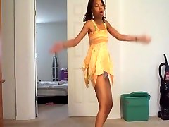 Petite slow clos up teen has some www xxxved0 dance moves for sure