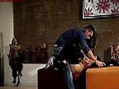 Shagging the burglar.BDSM sex horny vidros sex movie.