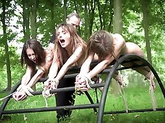 Three mama my friend sex slaves punished humiliated by fatty 13 master